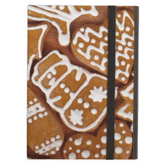 Christmas Gingerbread Holiday Cookies iPad Air Case
