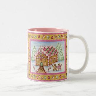 Christmas Gingerbread House Coffee Mug Gift