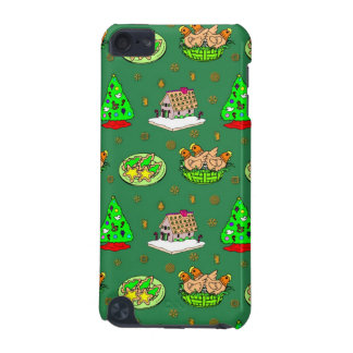 Christmas – Gingerbread Houses & Frosted Cookies iPod Touch 5G Cases