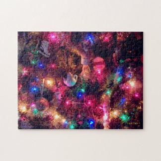 'Christmas Glow' Jigsaw Puzzle