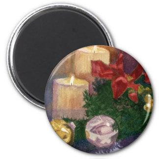 Christmas Glow Magnet