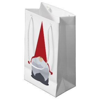Christmas Gnome Gift Bag