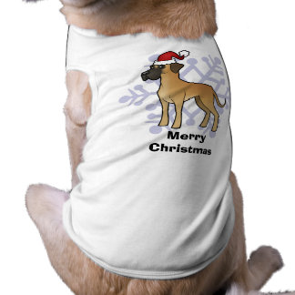 Christmas Great Dane Dog Clothing