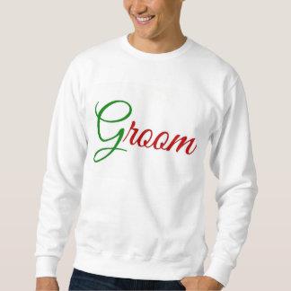 Christmas Groom Sweatshirt