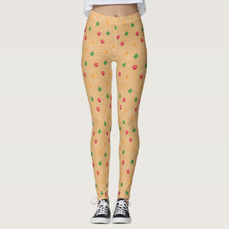 Christmas Gumdrop Candy Legging