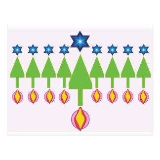 Christmas Hanukkah Chrismukkah Card
