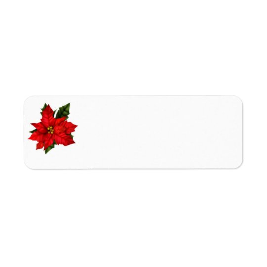 Christmas/holiday address labels