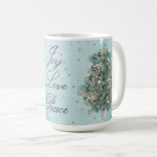 Christmas Holiday - Beautiful Xmas Tree Coffee Mug