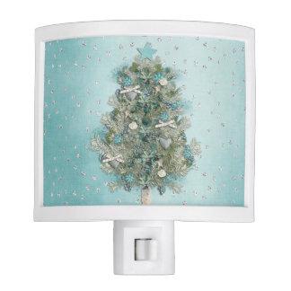 Christmas Holiday - Beautiful Xmas Tree Night Lites