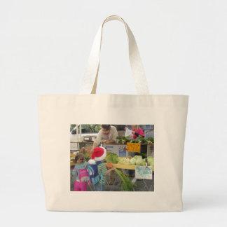 Christmas/Holiday Farmer's Market Bag