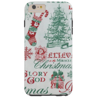 Christmas Holiday iPhone Case