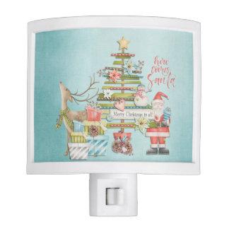 Christmas Holiday - Santa Fun Nite Light