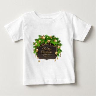Christmas, Holidays, Decorations, Celebration Baby T-Shirt
