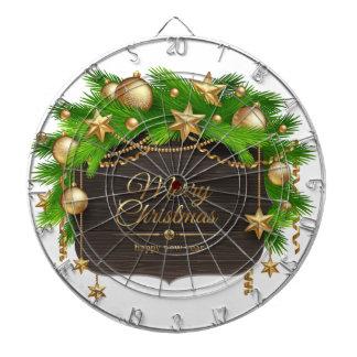 Christmas, Holidays, Decorations, Celebration Dartboard