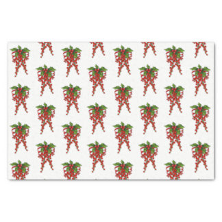 Christmas Holly Berry Tissue Paper