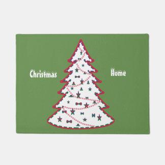 Christmas Home Doormat