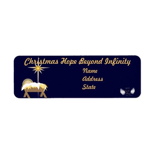 Christmas Hope Beyond Infinity-Customize