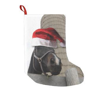 Christmas Horse Small Christmas Stocking