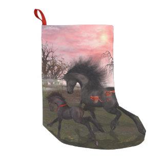 Christmas Horses Christmas Stocking