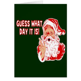 Christmas Hump Day Camel Christmas Card (2)