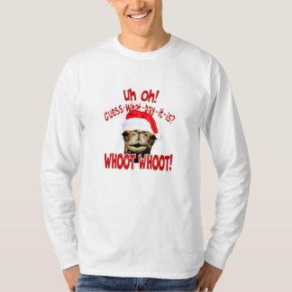 Christmas Hump Day Camel T-Shirt