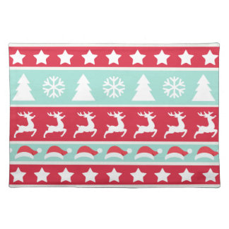 Christmas images placemat