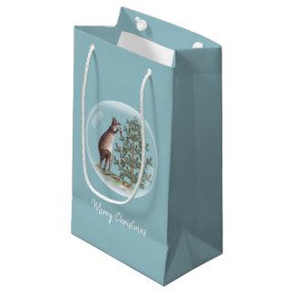 Christmas in Australia Small Gift Bag