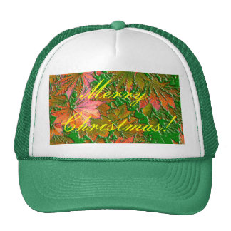 Christmas in Autumn - Hat #1
