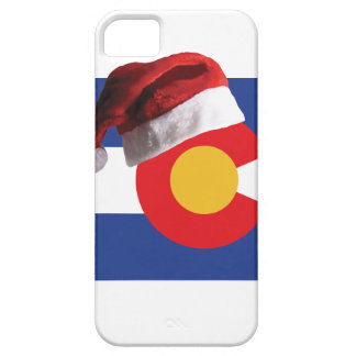 Christmas in Colorado iPhone 5 Cover