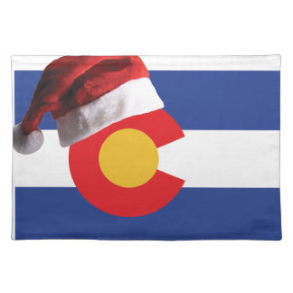 Christmas in Colorado Placemat