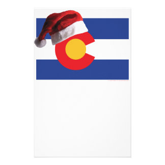 Christmas in Colorado Stationery