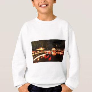 Christmas in Copehnagen, Denmark Sweatshirt