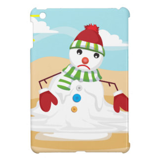 christmas in july snowman case for the iPad mini