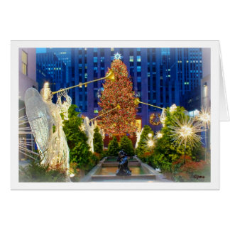 Christmas in New York Card