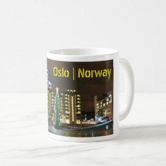 Christmas in Oslo, Norway Coffee Mug