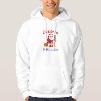 Christmas In Paradise Hoodie