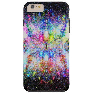 Christmas in space phone case