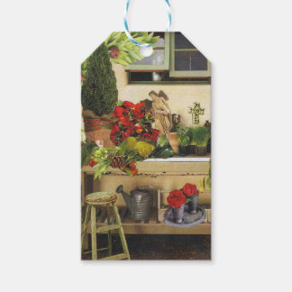 Christmas in the Potting Shed Pack Of Gift Tags