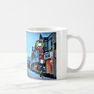 Christmas In The Village Of Suffern Design #2 Coffee Mug
