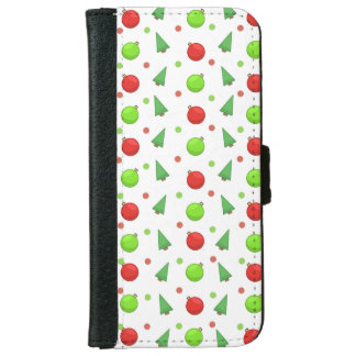 Christmas IPhone Case Pattern By Victoria Blouin