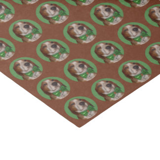 Christmas is for Beagles Too Tissue Paper