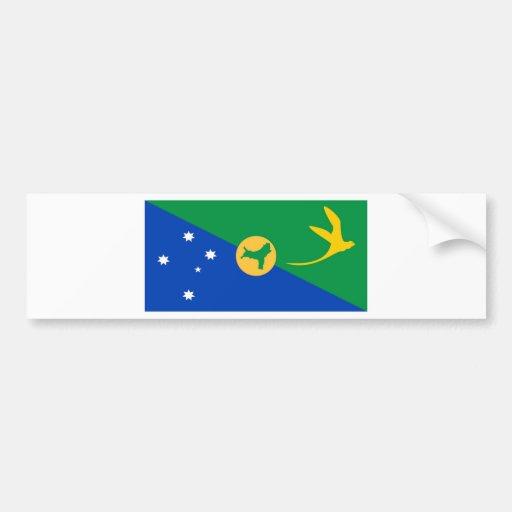 Christmas Island Bumper Stickers