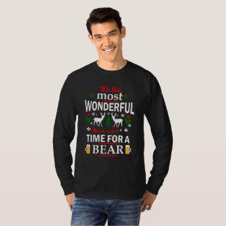Christmas It wonderful time T-Shirts