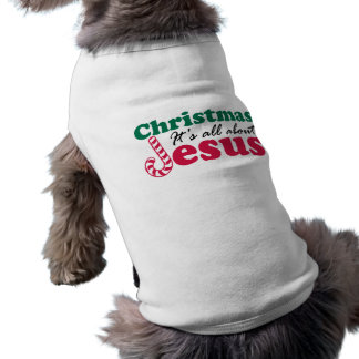 Christmas - It's all about Jesus Shirt