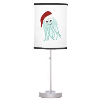 Christmas Jellyfish Desk Lamps