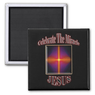 Christmas Jesus Magnet