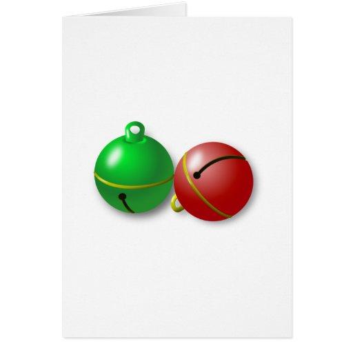 Christmas Jingle Bells Cards