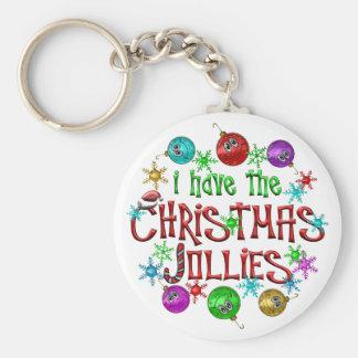Christmas Jollies Keychain