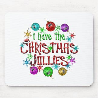 Christmas Jollies Mouse Pad