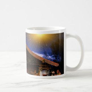 christmas joy time coffee mug